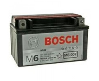 Батарея аккумуляторная Funstart AGM, 12в 6а/ч