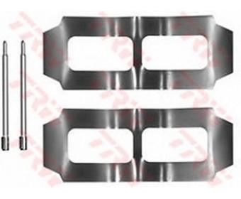 Передние тормозные колодки pfk159 TRW