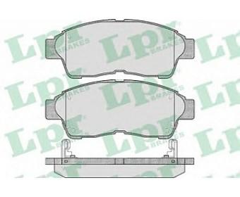 Передние тормозные колодки 05p561 LPR
