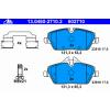 Ate Передние колодки 13046027102 Ate подготовлено для датчика износа колодок, без датчика износа