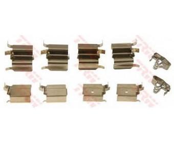 Тормозные колодки pfk435 TRW