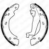 DELPHI Задние тормозные колодки ls1910 DELPHI
