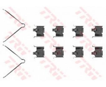Тормозные колодки задние pfk328 TRW