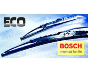 Стеклоочистители Bosch Eco  65C+40C (комплект)