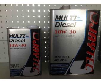 Jaytec Multi Diesel 10w30 полусинтетическое для дизельных двигателей (DH-1/CF-4) 4л