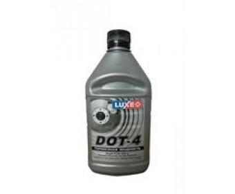 Жидкость тормозная DOT 4,